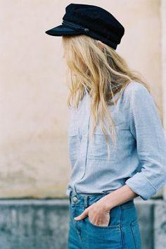 Fisherman hat | Fashion | Trend | More on Fashionchick.nl