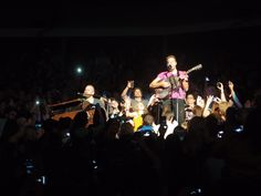 Coldplay in Vancouver 21.04.12 #oxfamontour #coldplay