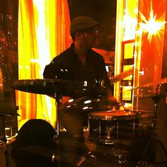 Tonight - the Joe Abba Trio live @rosemaryandvine 6:30pm to 8:30pm. Thomson Kneeland on bass Nate Radley on guitar and Joe Anna on drums! #nocover #livejazz #ryeny #westchester #lohud