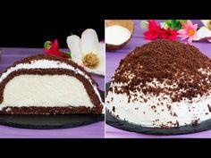 Un desert original, ce vă va cuceri din prima, mult mai bun decât tortul. No Cook Desserts, Food Cakes, Pasta, Cake Pops, Vanilla Cake, Tiramisu, Cake Recipes, Food And Drink, Cooking Recipes