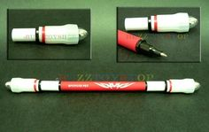 ZHIGAO ZG-5096 V.11 NON SLIP COATED 21CM SPINNING PEN ANGLE KNIGHT Red 4Cd109026  Added to Your favorites and  shared on