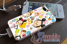 Disney All Characters Tsum Tsum Case iPhone, iPad, Samsung Galaxy, HTC One Cases