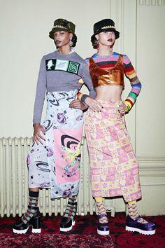 ミュウミュウがオリジナリティ溢れるパレオスカートを発売
