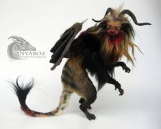 Malicious Manticore Room Guardian FOR AUCTION by AnyaBoz on DeviantArt