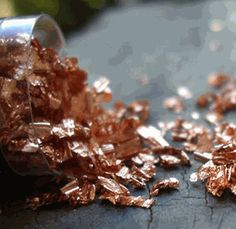 Copper Dust Sprinkles .1 ounce (Save 25%)