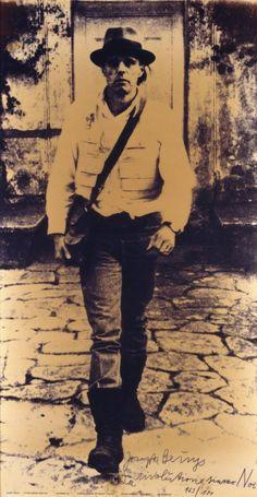 Joseph Beuys, The Revolution is Us,1972