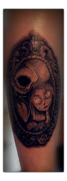The Nightmare Before Christmas..tattoo