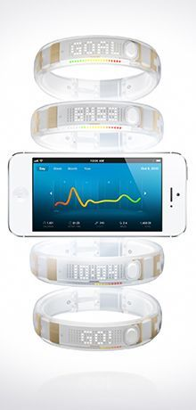 Nike+ FuelBand. Tracks your all-day activity and helps you do more.. Nike.com (CA)