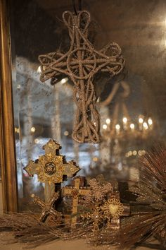 Holiday Crosses