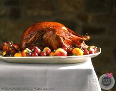 Thanksgiving Turkey by Ann Stratton www.annstratton.com  View more food and wine photography images at https://www.pinkladyfoodphotographeroftheyear.com/commended-gallery/