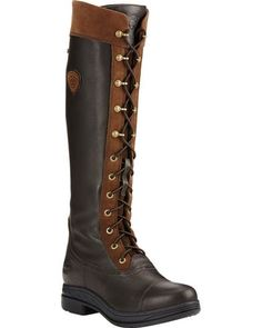 Ariat Women's Coniston Pro GTX Insulated English Boots | Boot Barn