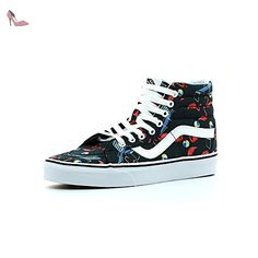 MN Atwood DX, Sneakers Basses Homme, Gris (Waxed), 40 EUVans