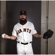 THE beard :)