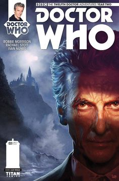 Doctor Who - 12th - Year Two  #2