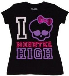 Monster High clothing!
