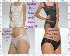 Awesome new Hanky Panky shipment just arriving with great new prints, styles, and sizes!!