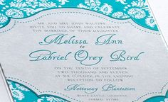 Wedding Invite [detail]