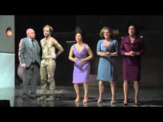 """Antigone"" dir. Wojtek Klemm, Luzerner Theater, 2014"
