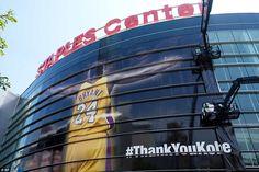 Kobe Bryant scores 60 points and wins final game with LA Lakers Byron Scott, Jordan Clarkson, Lakers Game, Kobe Bryant Family, Bryant Lakers, Lamar Odom, Kobe Bryant Black Mamba, Staples Center, Game Start