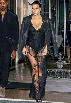 Kim Kardashian Names Her Favorite Look of 2014  #InStyle