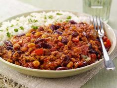 Turkey Chilli to warm the Holiday's...and healthier too! <3