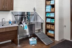 Veterinary hospital design