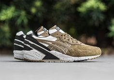 #sneakers #news  monkey time x ASICS GEL-Sight Releases This Weekend