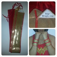Crossfit Wrist Wraps Wonder Woman Rep Wraps by RepWraps on Etsy, $30.00