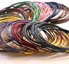 Amy Fine bracelets