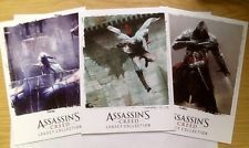Assassin's Creed Set of 3 Limited Collectors Legacy Lithographs  https://www.facebook.com/Gamers-Interest-188181998317382/