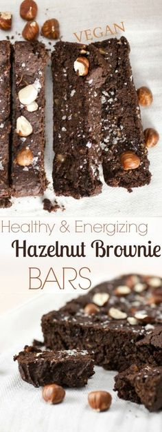 These fudgy bars are reminiscent of brownies, not too sweet and packed full of healthy goodies. A nutritious energy bar that tastes like a brownie but boasts ample protein and complex carbs to keep you fueled throughout the day.