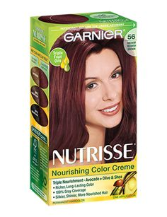 Nourishing Color Creme 56 Medium Reddish Brown Sangria