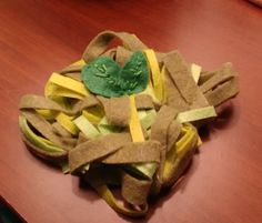 Tallarines verdes Green Beans, Felt, Vegetables, Handmade, Tagliatelle, Green, Felting, Hand Made, Feltro
