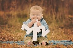 Half Sign 1/2 Baby Photo Prop for 6 Month Birthday