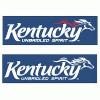 Kentucky Unbridled Spirit-03 Logo. Get this logo in Vector format from http://logovectors.net/kentucky-unbridled-spirit-03/