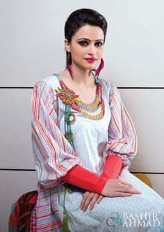 Limited Edition Lawn Dresses: Bashir Ahmad Textile mill is one of the most popular and highly recognized names in the textile industry of Pakistan. Limited Edition Lawn Dresses are Laun - 0