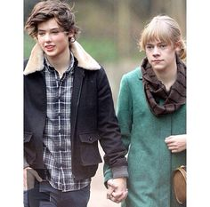 Harry Styles and Taylor Swift face swap
