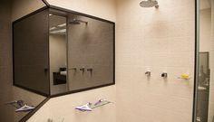 revestimentos com relevo banheiros - Pesquisa Google