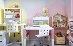 Ikea bureau kinderkamer ontzagwekkend