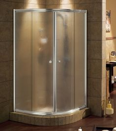 """TALEN NEO-ROUND 36 X 36 IN. - 137593  Chrome and Frosted Glass 854$ at HD    Dimensions: 70 """" x 36 """""""