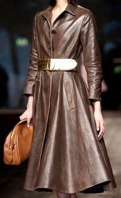 Prada Fall 2013 Milan Fashion Week