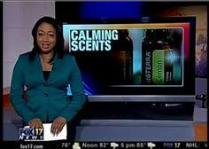 Fox 13 News Clip. Fox 13 News Clip  Vanderbuilt Hospital using essential oils