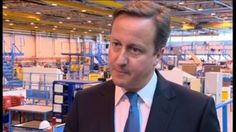 Demand for defence jobs - ITV News. Cameron raises apprentiships at BAE Warton