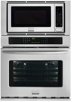 Frigidaire Gallery 27 Convection Electric Single Wall Oven With Built In Microwave