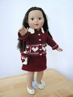 Valentine Sweater 101 by pennytennermann, via Flickr