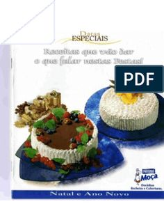 LIVRO DE RECEITAS NESTLE.pdf | Broth | Foods Muffin, Breakfast, Cake, Desserts, Ebooks, Fit, Recipe Journal, Appetizer Recipes, Tasty Food Recipes