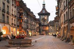 絵のように美しい街並み!スイス「ベルン旧市街」の絶景&歴史まとめ