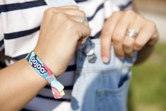Style your summer wrist with the coolest festival-style wristbands. Check the OOJOO webshop for your favourite designs! Festival Style, Festival Fashion, Pandora Charms, Bracelets, Summer, Check, Jewelry, Design, Summer Time