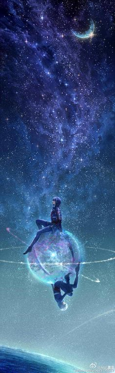 - # - Galaxis - Space Everything Anime Galaxy, Galaxy Art, Anime Scenery, Galaxy Wallpaper, Iphone Wallpaper, Touken Ranbu, Cute Wallpapers, Amazing Art, Fantasy Art