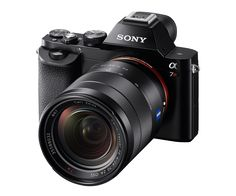 ESTIMATED SHIP DATE 30-NOV-2013    Full Frame 36.4MP resolution  (Alpha 7R) Interchangeable Lens Camera - All Alpha NEX Sony Store - Sony US